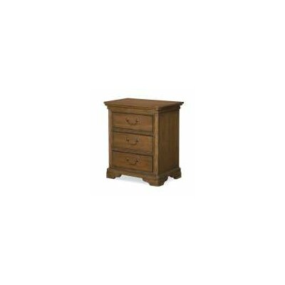 Luz 3 Drawers Night Stand