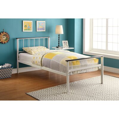 Daryl Slat Bed Size: Twin