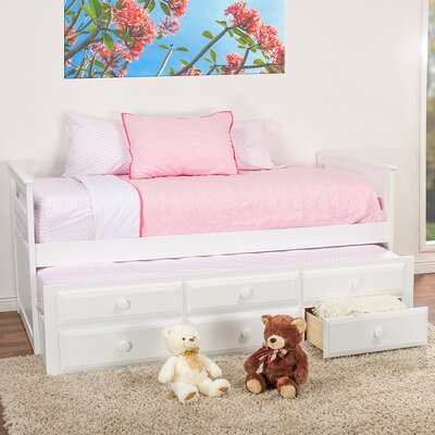 Kari Twin Trundle Bed