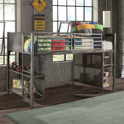 Florence Twin Low Loft Bed