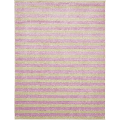 Kala Lavender Area Rug Rug Size: Rectangle 7 x 10