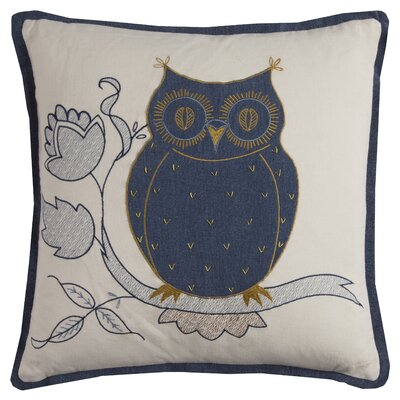 Wendy Cotton Throw Pillow