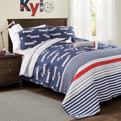 Katina Quilt Set Size: Full/Queen