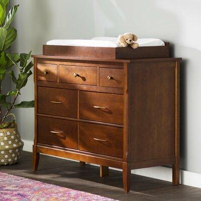 Melvin 7 Drawer Double Dresser