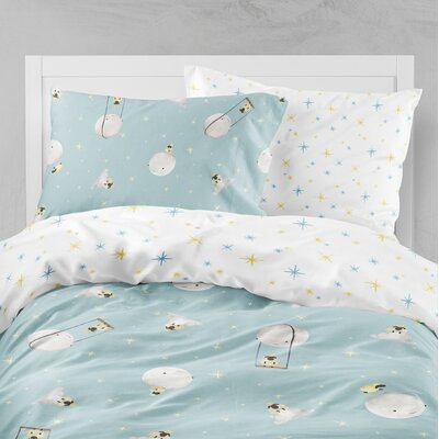 Viv + Rae Findlay Duvet Cover Size: Twin