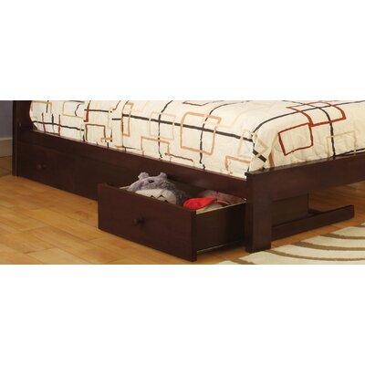 Ginger Bunk Bed Underbed Storage Drawer