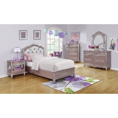 Whitney 7 Piece Bedroom Set