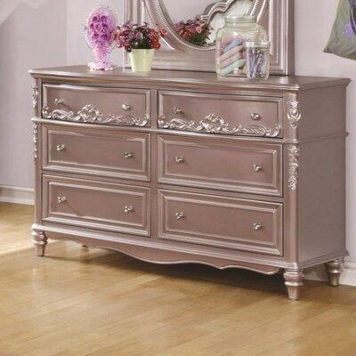 Whitney 6 Drawer Dresser