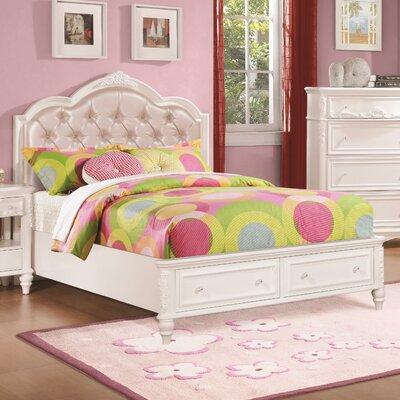 Whitney Upholstered Storage Platform Bed Size: Full/Double