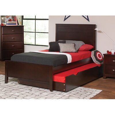 Skylar Platform Bed Size: Twin