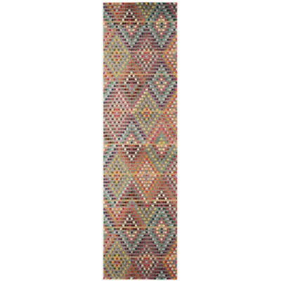Area Rug Rug Size: Runner 22 x 12