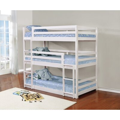 Isaac Twin over Twin Triple Bed