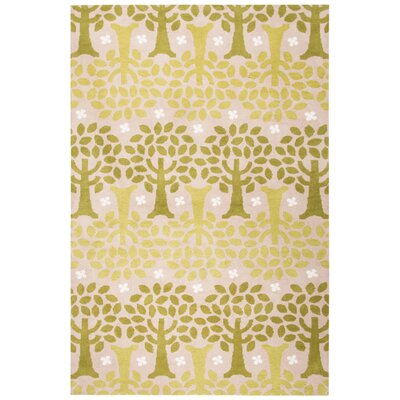 Flipped Forest Rug Rug Size: Rectangle 76 x 96