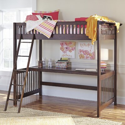 Phoebe Twin/Twin Bunk Bed