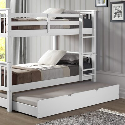 Everly Twin Trundle Finish: White