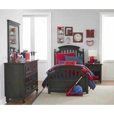 Hannah Sleigh Customizable Bedroom Set