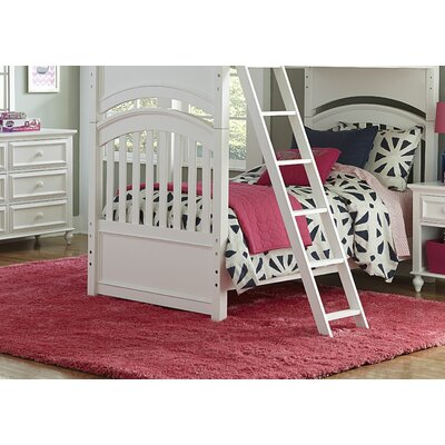 Hannah Bunk Bed Bottom Finish: White