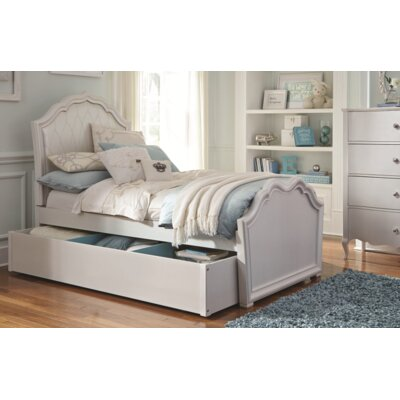 Yardley Platform Bed Size: Twin