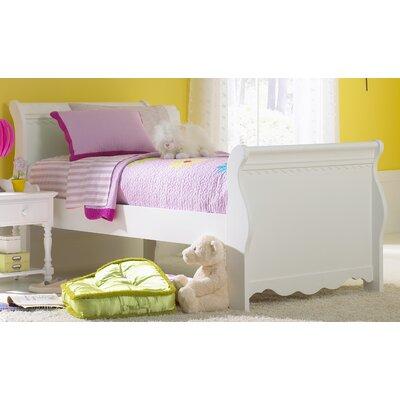 Portia Sleigh Bed