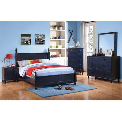 Rebekah Panel Bed Size: Full
