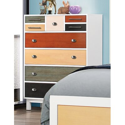 Sallie 5 Drawer Lingerie Chest