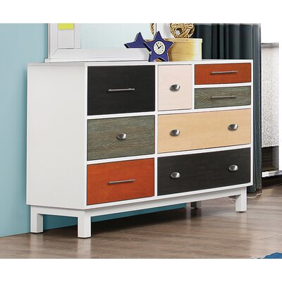 Sallie 8 Drawer Dresser