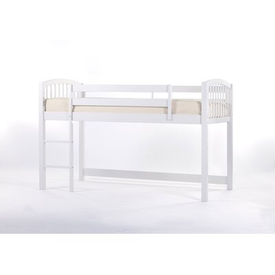 Lyric Loft Bed Finish: White