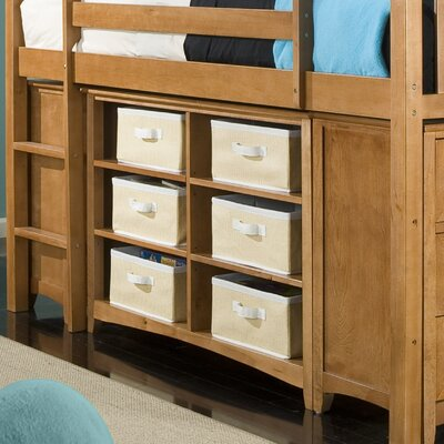 Javin Seagrass Drawer (Set of 4) with Bookcases