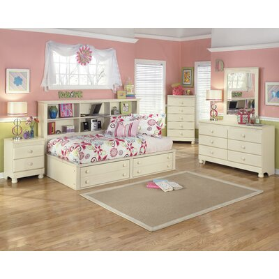 Velma Platform Configurable Bedroom Set