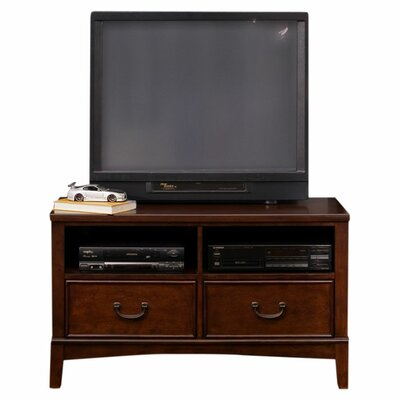 Roberta Youth Bedroom Media Chest in Burnished Tobacco