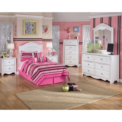 Emma Panel Customizable Bedroom Set