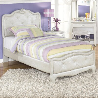 Sylvia Panel Bed