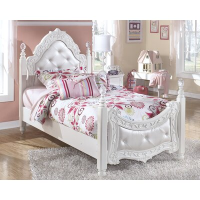 Tiana Four Poster Bed