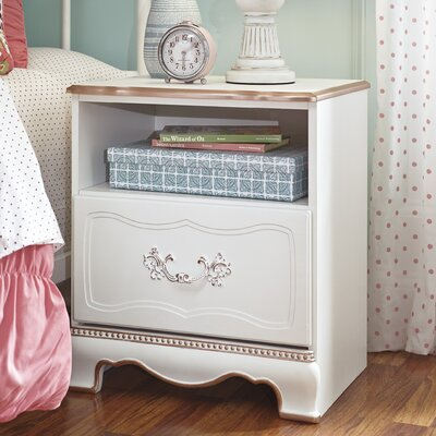 Myra 1 Drawer Nightstand