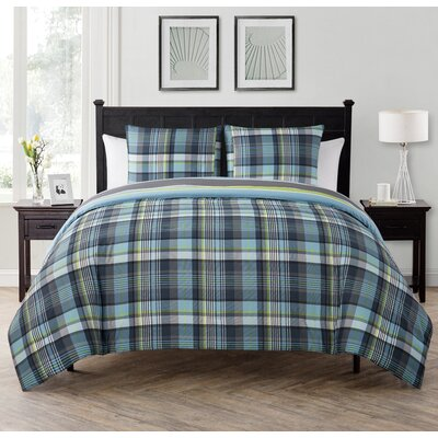 Max Reversible Comforter Set Size: Twin/Twin XL