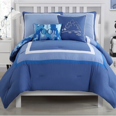 Tabor 4 Piece Twin Comforter Set