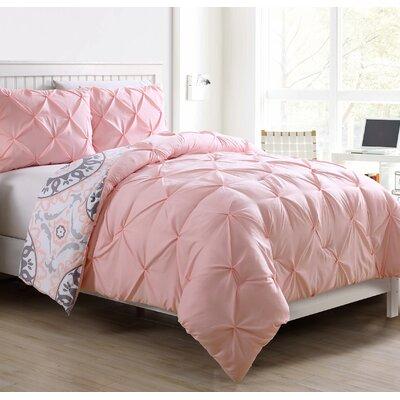 Roslyn 2 Piece Twin/Twin XL Reversible Comforter Set