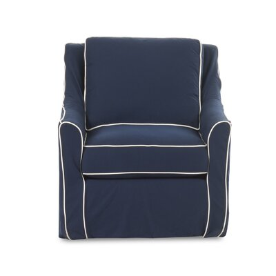 Allison Swivel Gliding Armchair