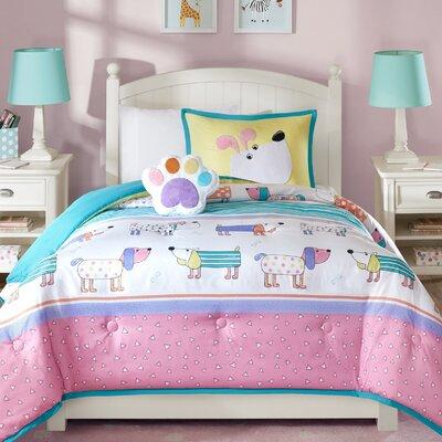 Jamilee Comforter Set Size: Full/Queen