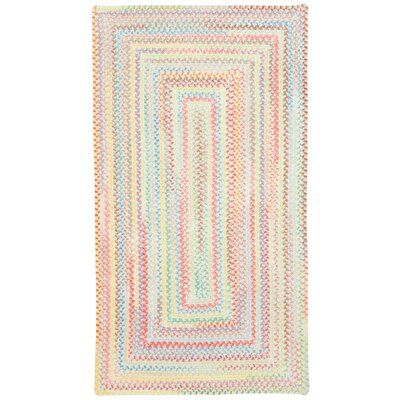 Melanie Kids Area Rug Rug Size: Concentric 18 x 26