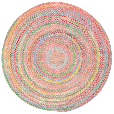 Melanie Variegated Area Rug Rug Size: Chairpad 13