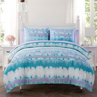 Mackenzie Tie Dye Bed in a Bag Size: Full