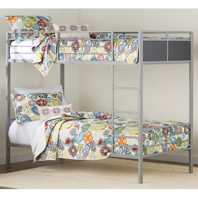 Julius Bunk Bed Size: Twin