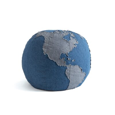 Dominique One World Pouf
