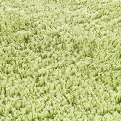 Ariel Lime Area Rug Rug Size: Rectangle 3 x 5