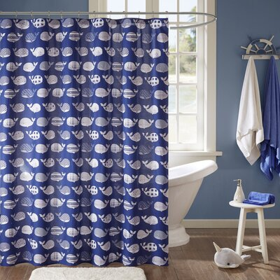 Casey Cotton Shower Curtain