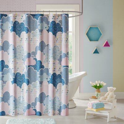 Karen Cotton Shower Curtain