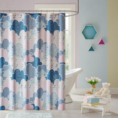 Karen Cotton Shower Curtain