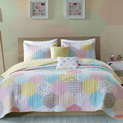 Hayley Coverlet Set Size: Twin/Twin XL