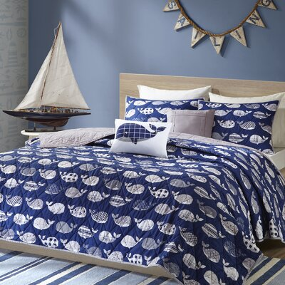 Casey Coverlet Set Size: Twin/Twin XL VVRO8325 37307883